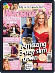 Woman's Day Australia (Digital) Subscription November 11th, 2012 Issue