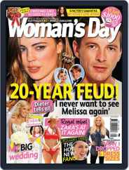 Woman's Day Australia (Digital) Subscription November 18th, 2012 Issue