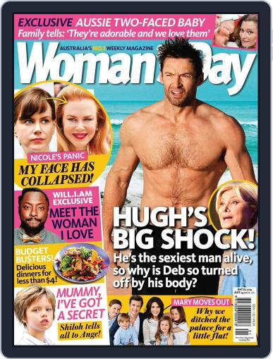 Woman's Day Australia (Digital) May 17th, 2014 Issue Cover