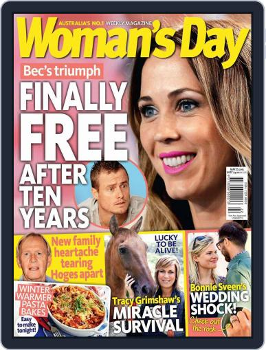 Woman's Day Australia May 25th, 2015 Digital Back Issue Cover