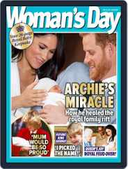 Woman's Day Australia (Digital) Subscription May 20th, 2019 Issue