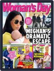 Woman's Day Australia (Digital) Subscription August 5th, 2019 Issue