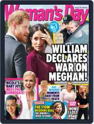 Woman's Day Australia (Digital) Subscription August 19th, 2019 Issue