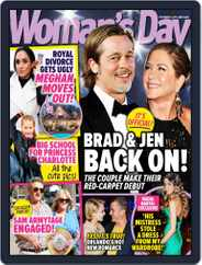 Woman's Day Australia (Digital) Subscription September 16th, 2019 Issue