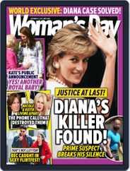 Woman's Day Australia (Digital) Subscription September 23rd, 2019 Issue