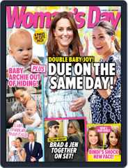 Woman's Day Australia (Digital) Subscription October 7th, 2019 Issue