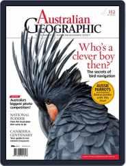 Australian Geographic (Digital) Subscription January 1st, 2013 Issue