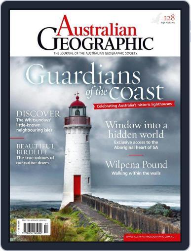 Australian Geographic September 1st, 2015 Digital Back Issue Cover