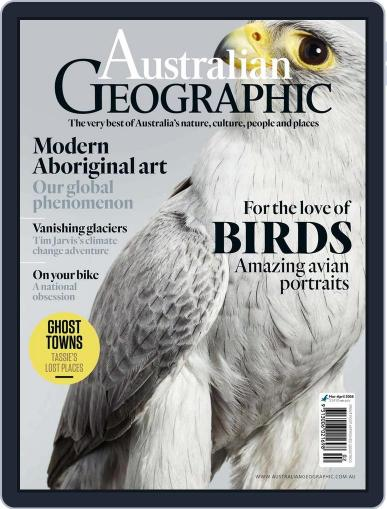 Australian Geographic March 2nd, 2016 Digital Back Issue Cover
