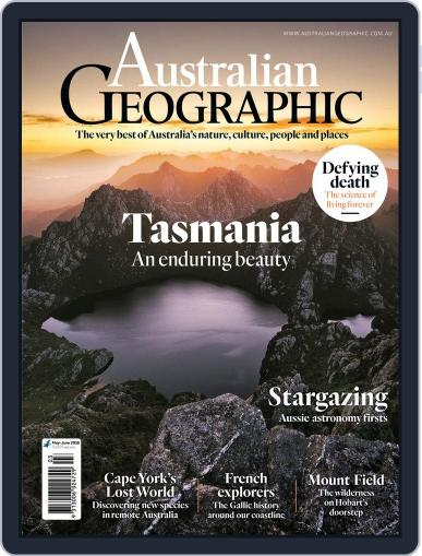Australian Geographic May 4th, 2016 Digital Back Issue Cover