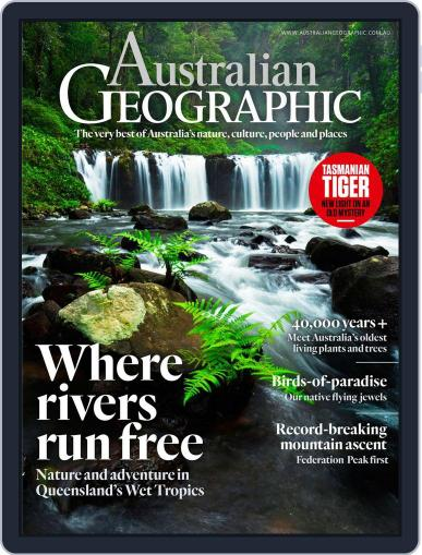 Australian Geographic (Digital) May 1st, 2017 Issue Cover