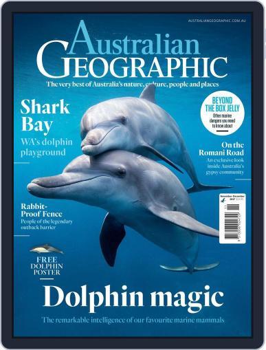 Australian Geographic November 1st, 2017 Digital Back Issue Cover