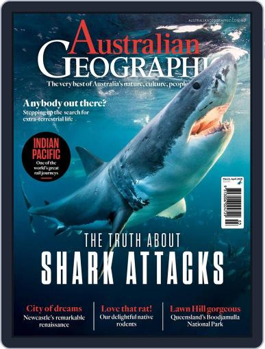 Australian Geographic (Digital) March 1st, 2018 Issue Cover