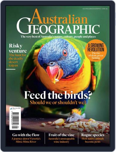 Australian Geographic (Digital) May 1st, 2018 Issue Cover