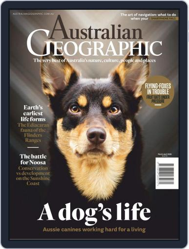 Australian Geographic March 1st, 2019 Digital Back Issue Cover