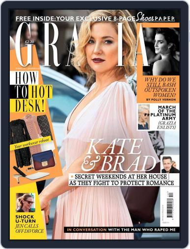 Grazia (Digital) March 20th, 2017 Issue Cover