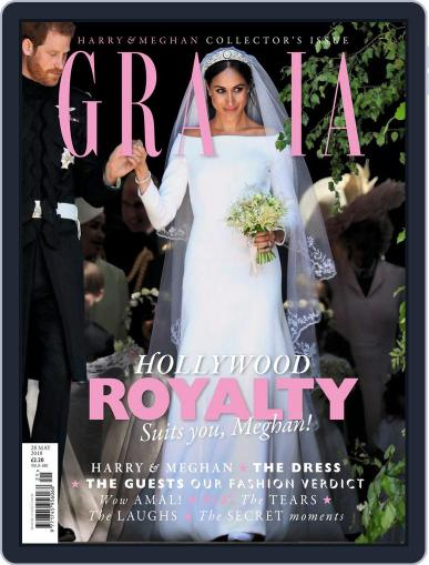 Grazia (Digital) May 28th, 2018 Issue Cover