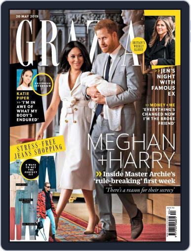 Grazia (Digital) May 20th, 2019 Issue Cover