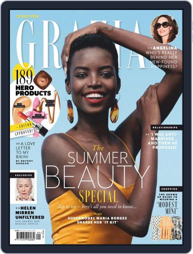 Grazia July 22nd, 2019 Digital Back Issue Cover