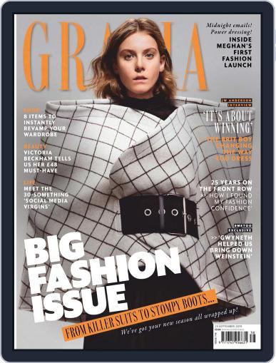 Grazia (Digital) September 23rd, 2019 Issue Cover