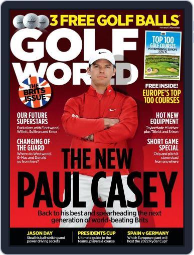 Golf World United Kingdom (Digital) November 1st, 2015 Issue Cover