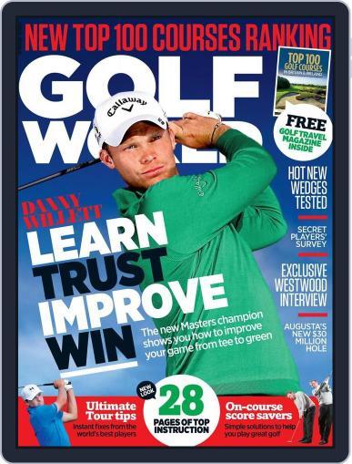 Golf World United Kingdom (Digital) May 5th, 2016 Issue Cover