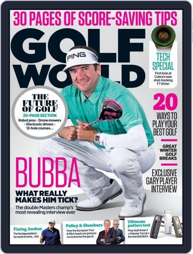 Golf World United Kingdom (Digital) January 1st, 2017 Issue Cover