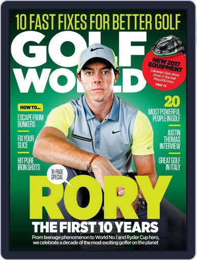 Golf World United Kingdom (Digital) April 1st, 2017 Issue Cover
