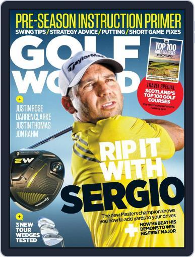 Golf World United Kingdom (Digital) July 1st, 2017 Issue Cover