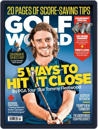 Golf World United Kingdom (Digital) October 1st, 2017 Issue Cover