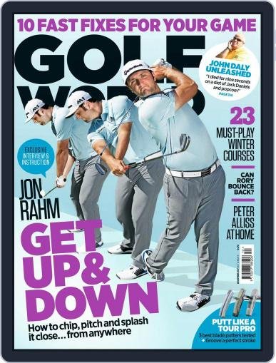 Golf World United Kingdom (Digital) December 1st, 2017 Issue Cover