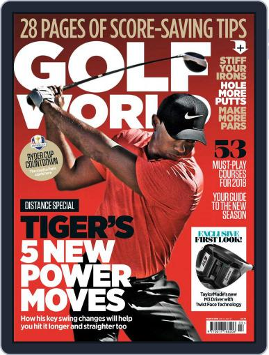 Golf World United Kingdom (Digital) March 1st, 2018 Issue Cover