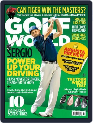 Golf World United Kingdom May 1st, 2018 Digital Back Issue Cover
