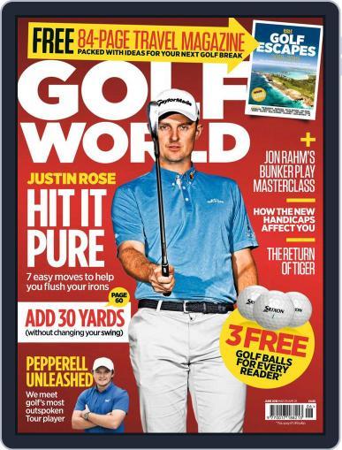 Golf World United Kingdom (Digital) June 1st, 2018 Issue Cover