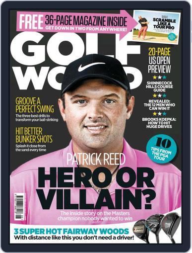 Golf World United Kingdom August 1st, 2018 Digital Back Issue Cover