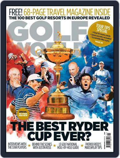 Golf World United Kingdom (Digital) November 1st, 2018 Issue Cover
