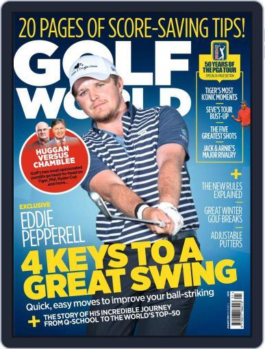 Golf World United Kingdom (Digital) January 1st, 2019 Issue Cover