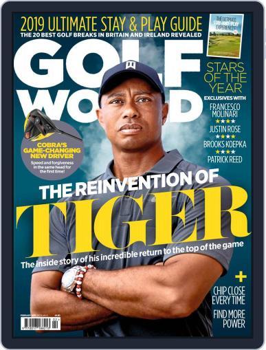 Golf World United Kingdom (Digital) February 1st, 2019 Issue Cover