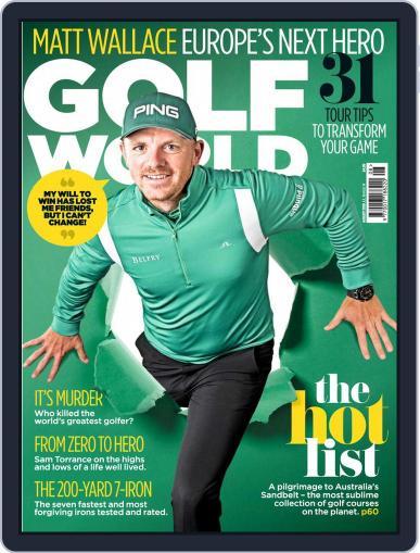 Golf World United Kingdom (Digital) August 1st, 2019 Issue Cover