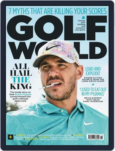 Golf World United Kingdom (Digital) November 1st, 2019 Issue Cover