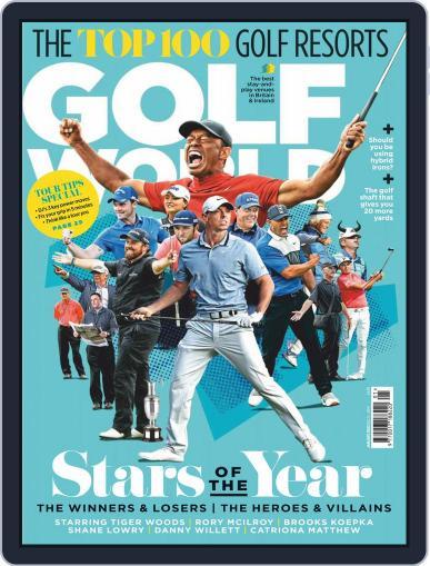 Golf World United Kingdom (Digital) January 1st, 2020 Issue Cover
