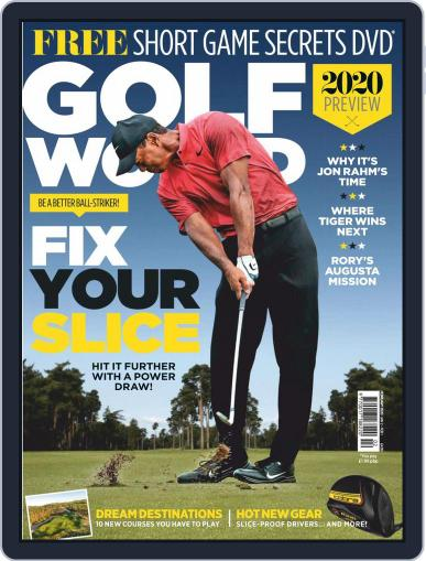 Golf World United Kingdom (Digital) February 1st, 2020 Issue Cover