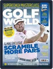 Golf World United Kingdom (Digital) Subscription April 1st, 2020 Issue