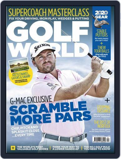 Golf World United Kingdom April 1st, 2020 Digital Back Issue Cover