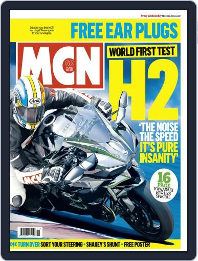MCN March 11th, 2015 Digital Back Issue Cover