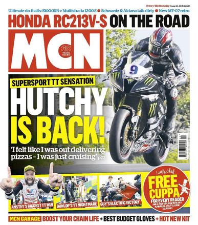 MCN June 9th, 2015 Digital Back Issue Cover