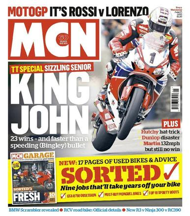 MCN (Digital) June 16th, 2015 Issue Cover
