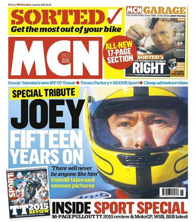 MCN June 23rd, 2015 Digital Back Issue Cover