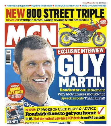 MCN (Digital) July 14th, 2015 Issue Cover