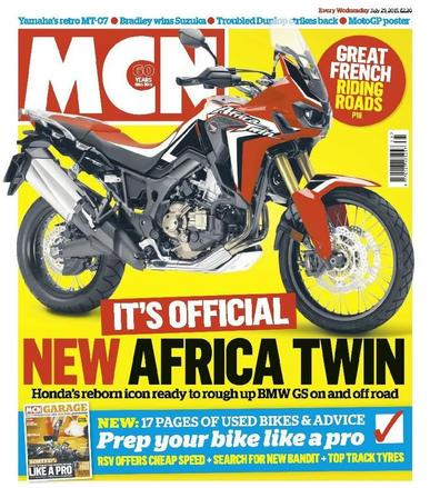 MCN (Digital) July 29th, 2015 Issue Cover
